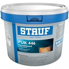 """Клей паркетний Stauf, """"PUK – 447"""" 9,79кг (8,9 відро+затверджувач 0,89кг) (Stauf PUK – 447)"""