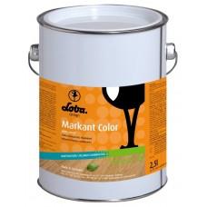 Масло-віск Loba, Markant Color (Білінга) покриття на основі натурального воску та олії 2,5л (10508)