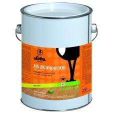 HS 2K Impact Oil - двокомпонентна олія 2.5л