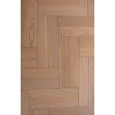Натуральний паркет Nest Floor, Дуб вибілений з покриттям масло-віск (Classic)
